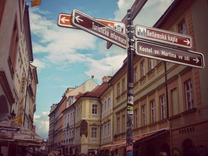 Visitando Praga