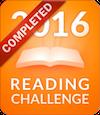 Goodreads Challenge  2016