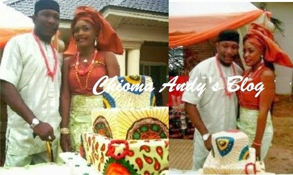 I'm Now Married - Tchidi Chikere Replies his Critics chiomaandy.com