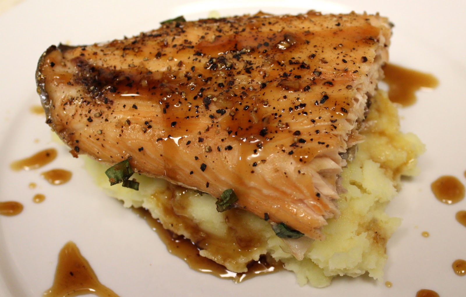 Maple Salmon Recipes — Dishmaps