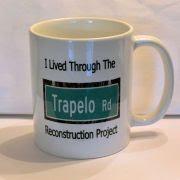 Trapelo Road Mugs