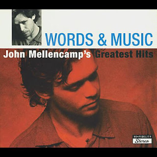 Why band name Jon Cougar Concentration Camp - John Cougar Mellencamp - Album cover