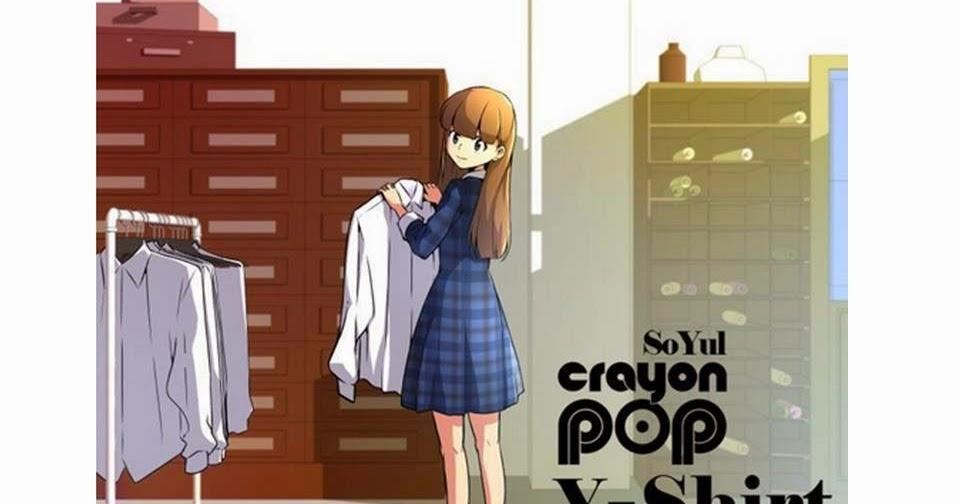 Crayon Pop's Soyul drops MV teaser for 'Y-Shirt'