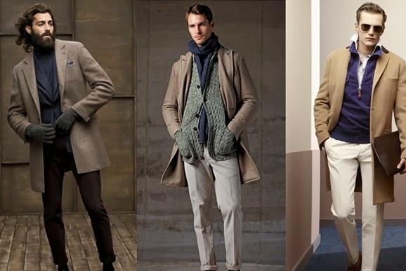 Brunello Cucinelli Boglioli Barneys New York erkek palto modası