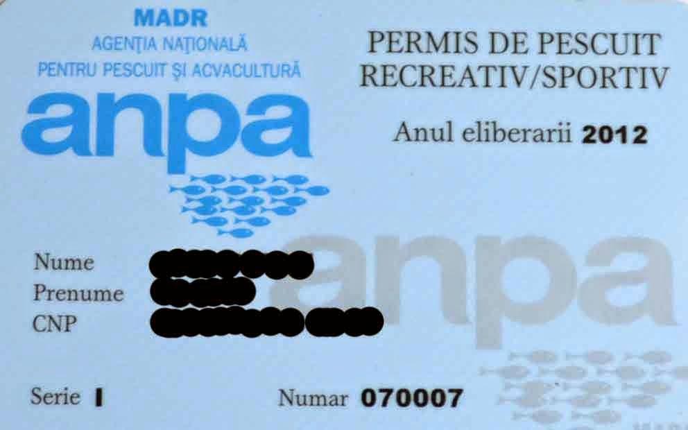 permis pescuit 2015
