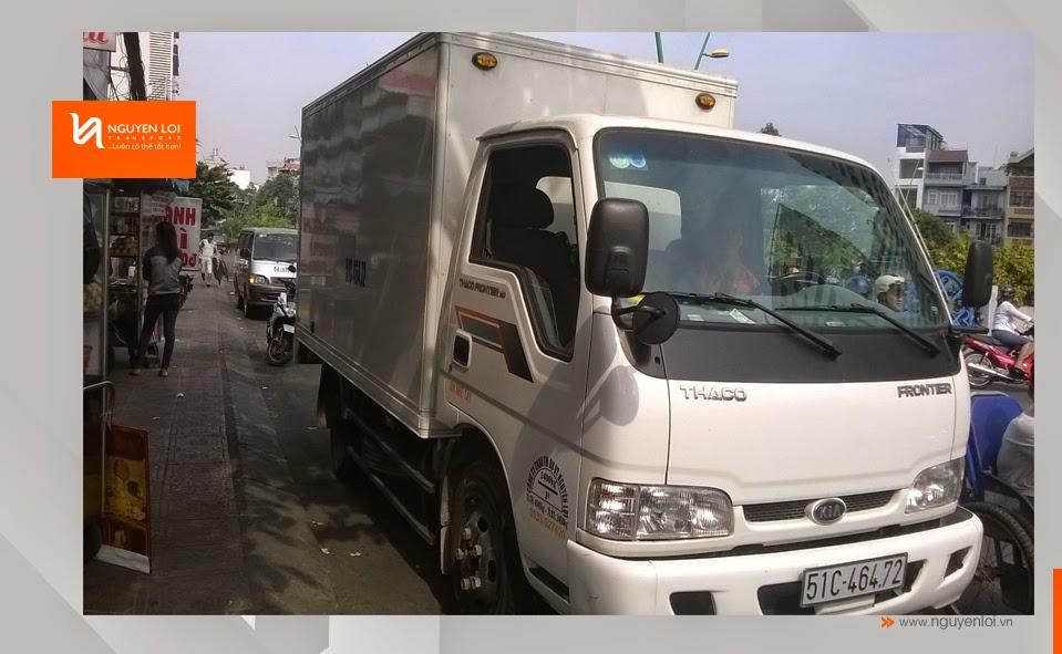Dịch vụ chuyển nhà - Quận Tân Phú