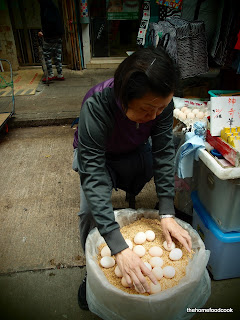 thehomefoodcook - four days of hong kong - eggs