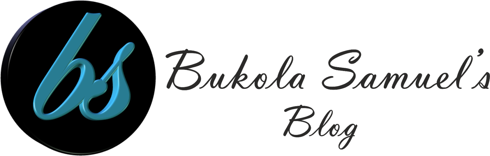 This Is Bukola Samuel's Blog