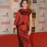 Anushka Sharma in Hot Red Sexy dress