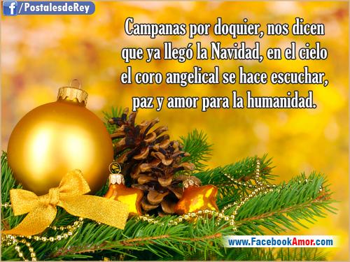 Postales Navideas Bonitas. Excellent Bellos Saludos De Felz Navidad ...