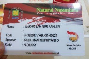Kartu ID Keanggotaan