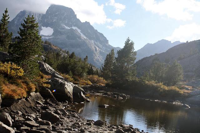 high trail thousand island lake