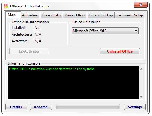 crack office 2010 64 bit