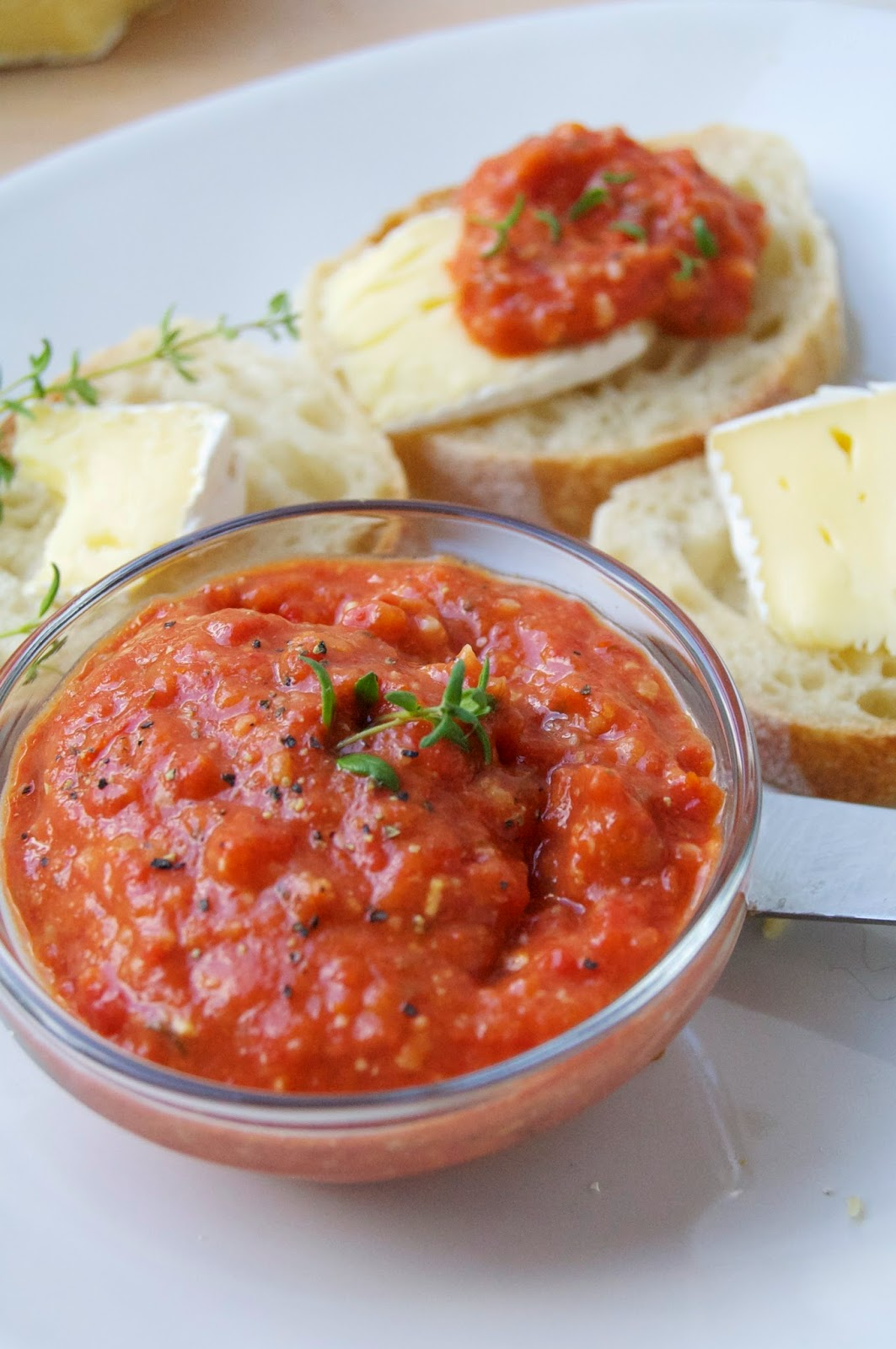 Roasted Tomato Pesto | www.kettlercuisine.com