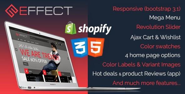 Premium Responsive Shopify Theme