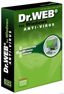Dr. Web Antivirus License Key With Full Version Free Download