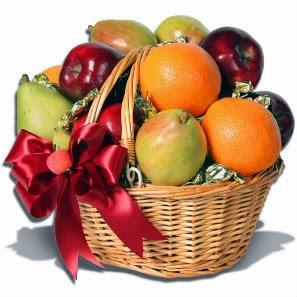 fruit basket delivery healthy snacks not fruit