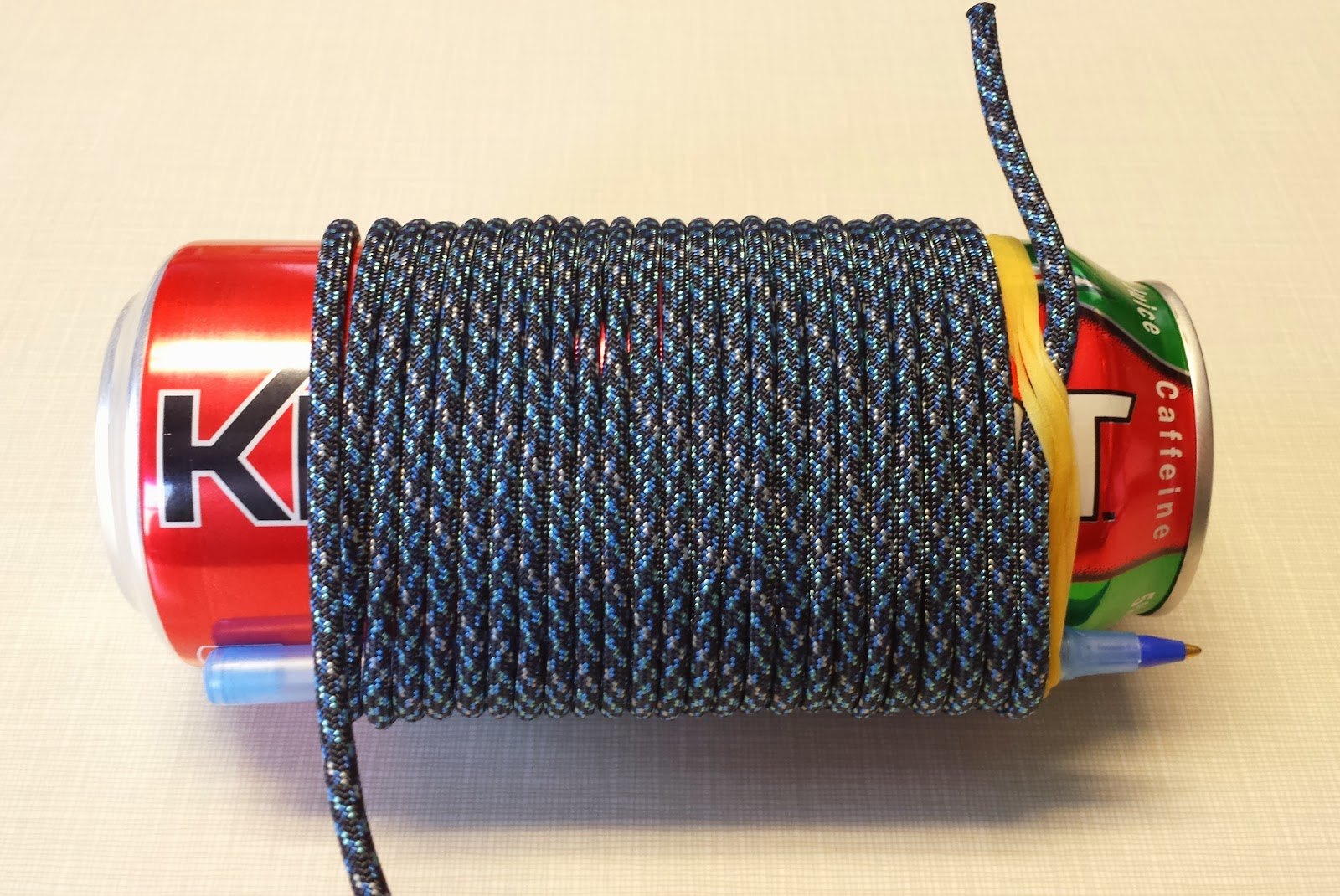 My favorite stripper paracord pouch for How to make a paracord bag