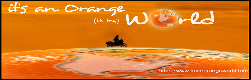 Its an Orange World