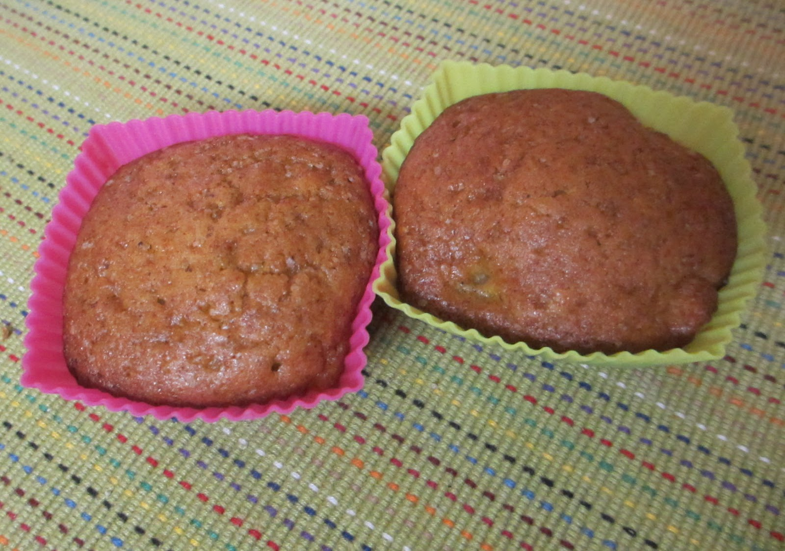 Vector Gaming: Wholewheat Mango Muffins