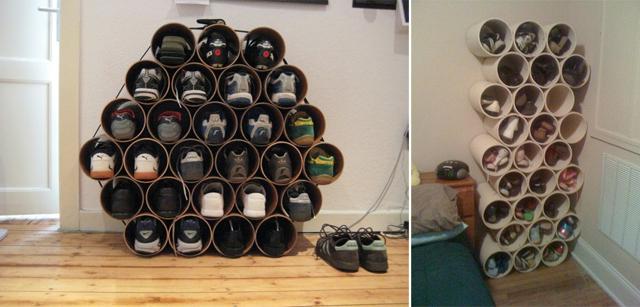 5 ideias para organizar a bagunça da sua casa usando materiais reciclados
