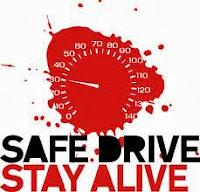aman berkendara