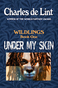 Under My Skin now available as a trade paperback