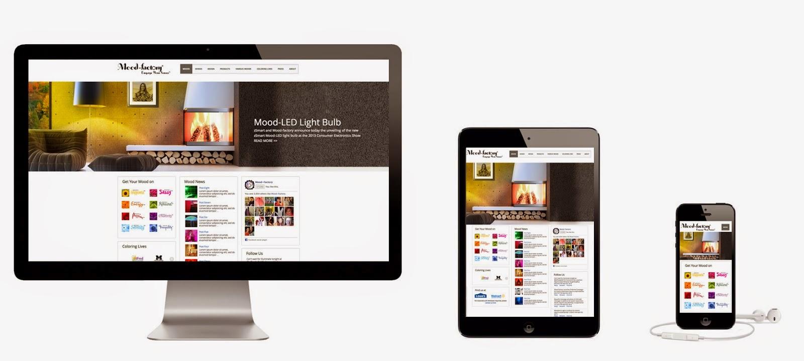 Desain web responsive