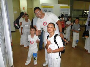 3 simpósio de capoeira 2012
