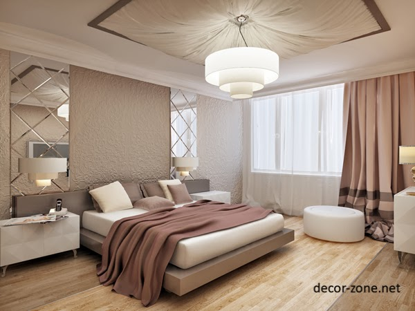 9 master bedroom decorating ideas for Master bed design ideas