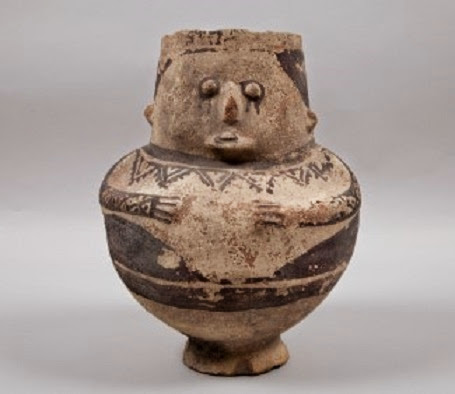 Pre-Columbian art from the Frost Art Museum's permanent collection on display