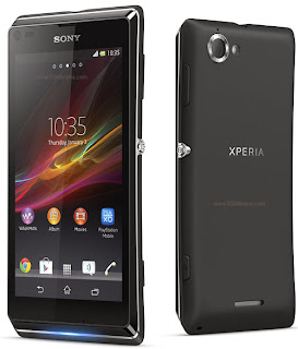 New Future Technology - Sony Xperia L