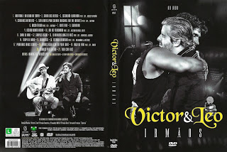DVD Victor & Leo – Irmãos Ao Vivo (2015)