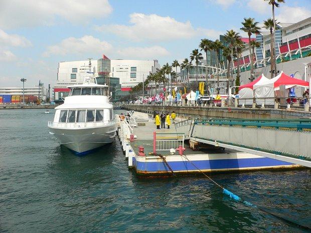 関西国際ボートショー (大阪南港ATC&新西宮ヨットハーバー)