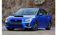 Subaru 2015 WRX, Better Handling and Balancing