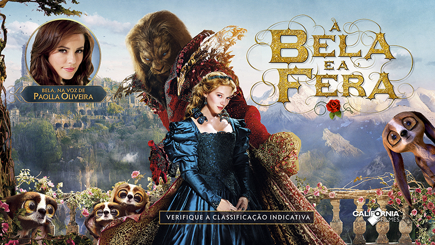 Filme: A Bela e a Fera (La Belle et la Bête, 2014)