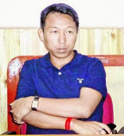 GTA member Sanjay Thulung
