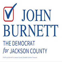 JOHN BURNETT FOR JACKSON COUNTY 2ND DISTRICT AT LARGE