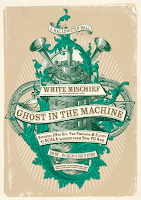 White Mischief Halloween party flyer