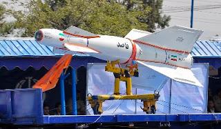 Picture of Iran's Qassad Smart Bomb