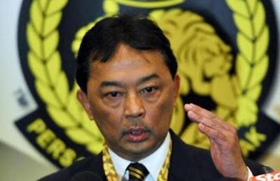 Tengku Abdullah sedia Letak Jawatan Presiden FAM