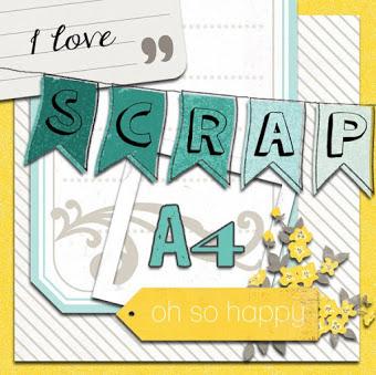 scrapbooking A4