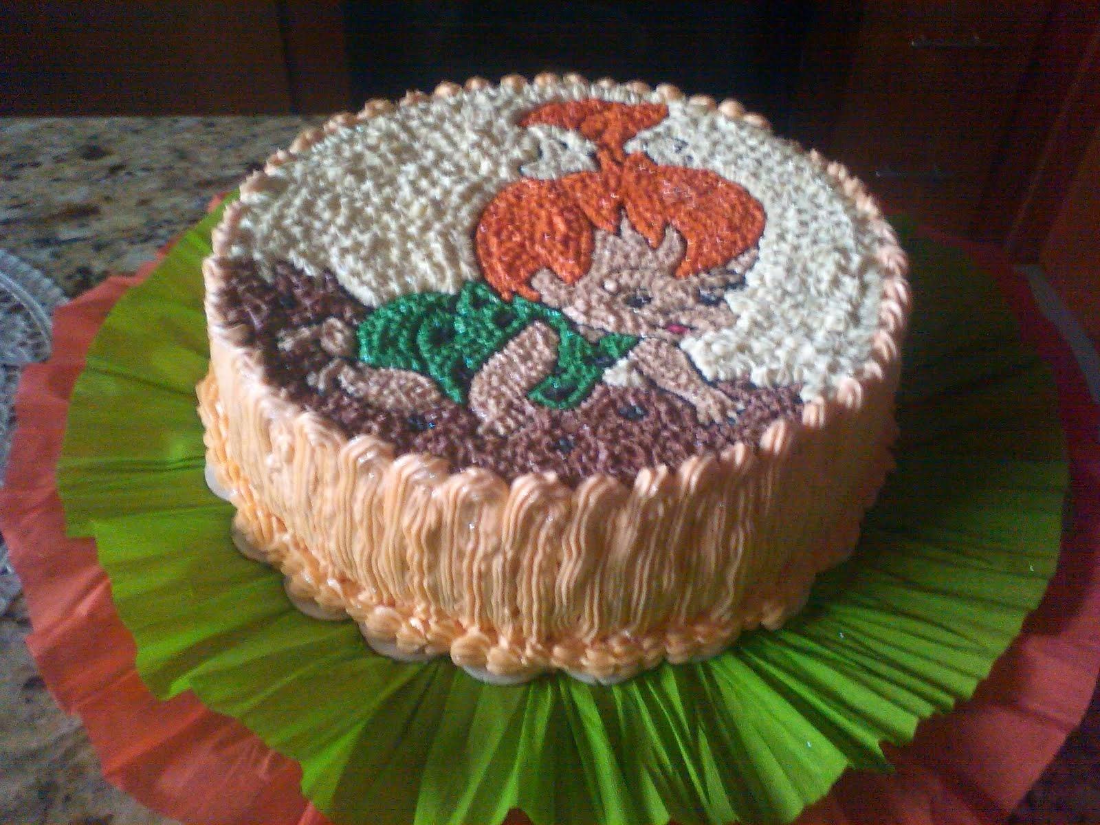 Tortas de Cumpleaños Decoradas con los Picapiedras, parte 1