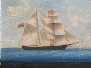 barco misterioso