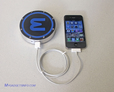 Temprature Based USB Mobile Charger