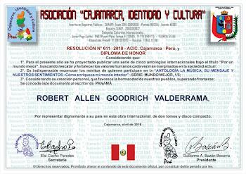 Antología Perú