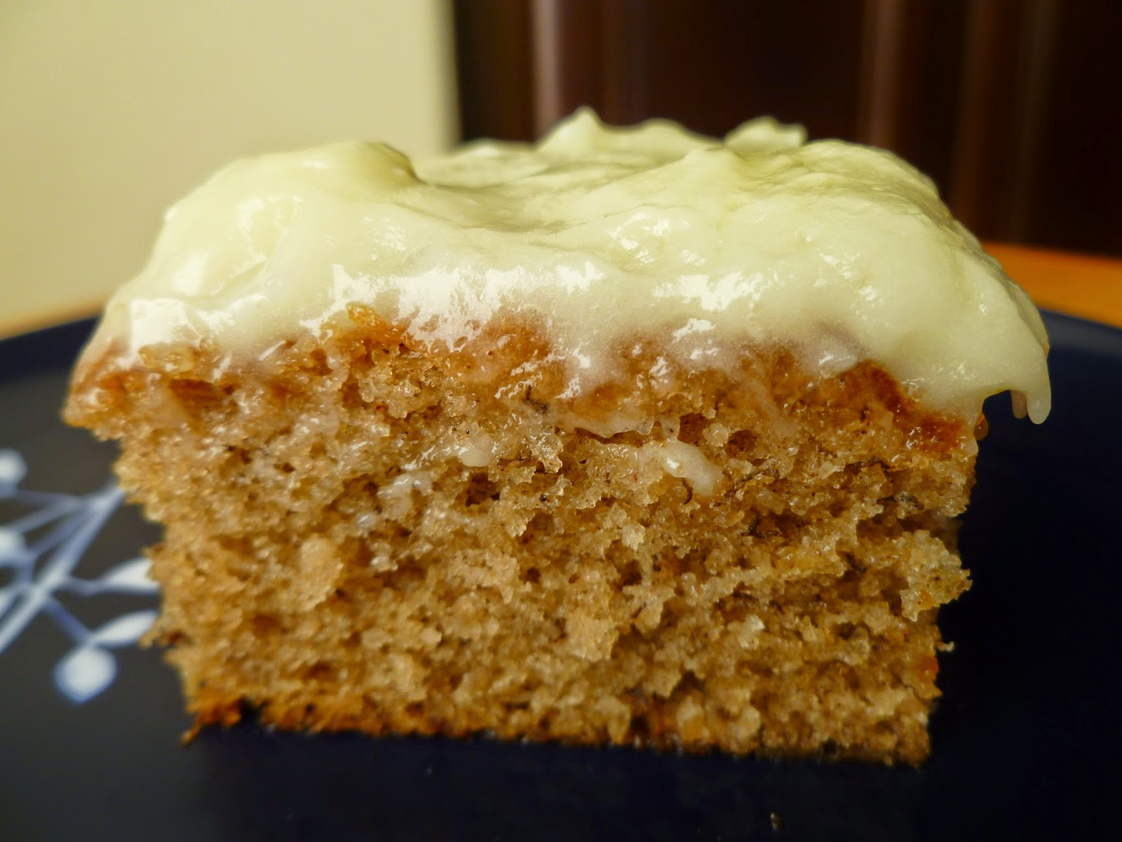The Pastry Chef's Baking: Banana Sheet Cake with Cream Cheese Frosting ...