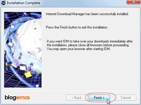 Cara Install IDM Trial agar Menjadi Full Versi Selamanya