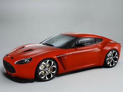 Aston Martin V12 Zagato Concept