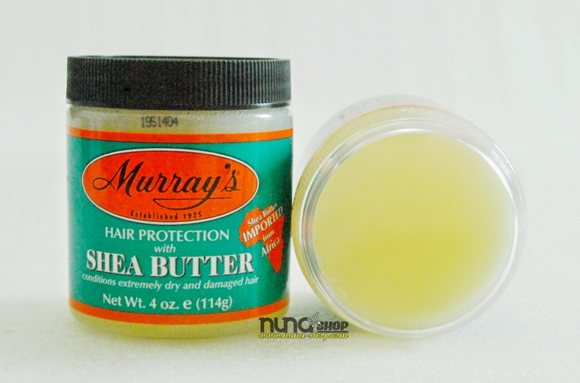 Hair Protection with Shea Butter 4oz